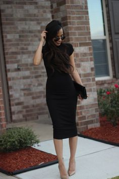 New Online Boutique Based in Houston, TX - Truth or Flares Source by camillethart to impress classy Lawyer Fashion, Office Fashion, Work Fashion, Cute Fashion, Skirt Fashion, Office Outfits, Chic Outfits, Fashion Outfits, Black Leather Mini Skirt