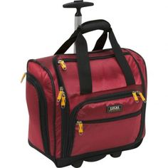 (CLICK IMAGE TWICE FOR UPDATED PRICING AND INFO) #travel #outdoor #luggage #travelluggage #duffelbag #carryonbag #bag LUCAS Wheeled Under the Seat Cabin Bag EXCLUSIVE  - See More Carry on luggage at http://www.zbuys.com/level.php?node=7227=carry-on-luggage