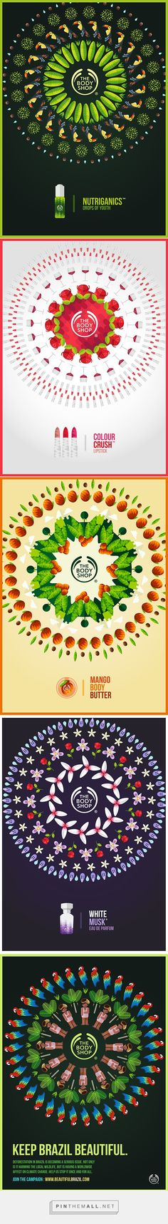 The Body Shop Campaign (by Tom Anders Watkins)
