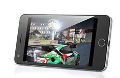 Elephone P6i Smartphone - 5 Inch QHD 960x540 IPS Screen MT6582 Quad-Core 1.3GHz CPU, 1GB RAM, 4GB Memory, Android4.4 (Black)