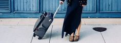 With checked luggage fees on the rise, a traveler's carry-on bag needs to do more than ever. They not only should be light and easily maneuverable, they also have to be useful. These bags have features that can help take some of the stress out of travel.