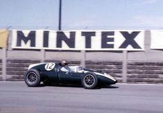 British Grand Prix 1959 .. Cooper , Jack Brabham .. Winner.