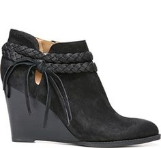 b54c922ff975 Franco Sarto Women s Loni Wedge Bootie Fall Booties