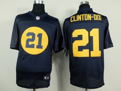 Green Bay Packers Ha Ha Clinton-Dix ELITE Jerseys