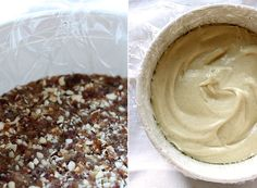 RAW NUT Cake: desert for energy and FAST metabolism. | ABS