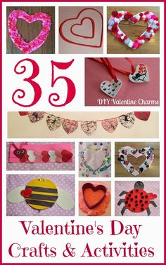 35 Valentine Crafts