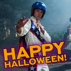 Happy Halloween! | #Parenthood