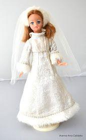 Coleção Boneca Susi Noiva de 1966 à 2016: Boneca Susi Noiva ícone da moda no Brasil marcando geraçõess por 50 anos: os vestid...