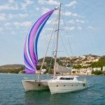 Meka is a 48-foot catamaran with 2 Queen-sized cabins. It can accommodate up to 4 guests. Sail the British Virgin Islands or other Caribbean destinations aboard Meka.