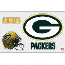 f75f36fed69 Green Bay Packers Team Magnet Set Packers Team