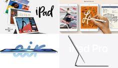 現在Apple Storeで購入できるiPadは という4種類があります。  これから新たにiPadを購入しようってなると、どれを購入すべきか正直分かりにくいですよね。 買ってみたものの自分に合 ...