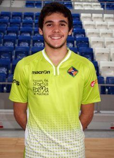 Pablo Salado, nuevo jugador del Gran Canaria Colegios Arenas