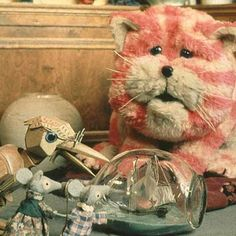 Open thread: Oliver Postgate, creator of children's TV classics, has died. Which was your favourite of his shows? 1980s Childhood, My Childhood Memories, 80s Kids, Kids Tv, Happy 40th Birthday, Happy 50th, Classic Tv, Stop Motion, My Memory