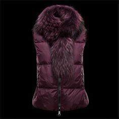 manteau Moncler Doudoune Veste Femme pas cher CER Violet