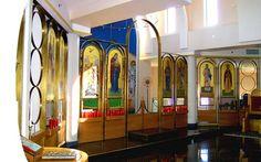 Greek Orthodox Church « Jaroff Design – Mison Concepts: Custom Architectural Metal & Glass Fabrication