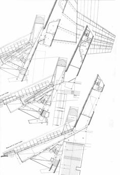 Drawing ARCHITECTURE | Enric Miralles