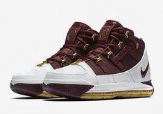 803e4f13c08 Nike LeBron 3 Christ The King BQ2444-100 Release Info