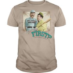 (Best T-Shirts) ABBOTT & COSTELLO/WHO'S ON FIRST MERCHANDISE - Sales