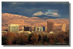 Boise. Never been there, want to check it out soon. Seems to have it all - lively downtown, family friendly, beautiful outdoors