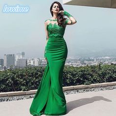 Find More Prom Dresses Information about 2017 Mermaid/Trumpet Vestidos De Formatura Vestido Longo Tarik Ediz Ballkleider Sexy Applique Bodice Backless Evening Prom Gowns,High Quality gowns china,China trumpet bridal gowns Suppliers, Cheap gown fabric from Lowime Boutique Store on Aliexpress.com