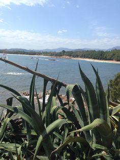 Strand van Santa Maria Navarrese (oost Sardinie)  | Beach of Santa Maria Navarrese (east Sardinia)