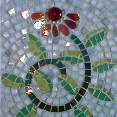 Artwork by Stacy Toton  Repin By    http://www.mosaicmosaic.com/