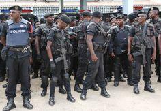 por Francisco Do Nascimento, em Luanda - Marginais invadem Esquadra de Policia, matam dois agentes e resgatam criminoso