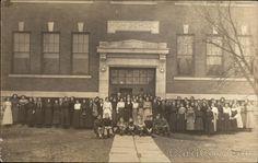 Kansas City High School 1906 Missouri School and Class Photos