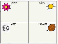 Mesice v roce Worksheets, Education, School, Blog, Montessori, Jar, English, Moths Of The Year, Calendar
