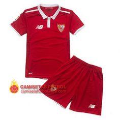 segunda equipacion Sevilla FC baratos