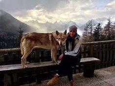 Oblivion di Fossombrone, con Giulia Giacomazzi  🐺🌲❄️⛄️ #Saarloos #DiFossombrone #Fossombrone2017