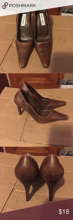 Brown Pumps Brown Pumps Steve Madden Shoes Heels