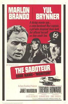 The Saboteur: Code Name Morituri (1965) AKA Morituri