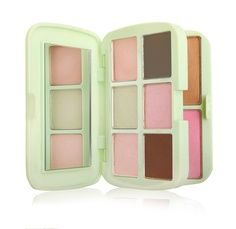 Joie de Vivre from Beauty by Aloette! 6 eye silks & one even dubs as an eyeliner AND a bronzer & blush!  From a natural eye to smokey eye, this has you covered for Spring! aloette.biz