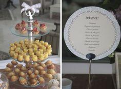 Bella Fiore Decoração de Eventos: Chá de Bebê - French Patisserie