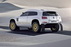 Volkswagen Race Touareg 3 Qatar, 2011