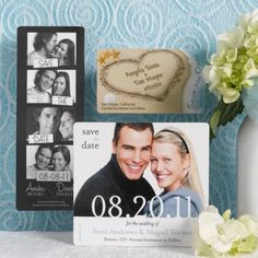 Weeding Invitation Ideas from the B-List