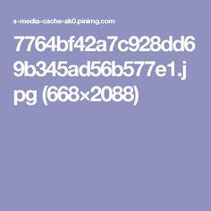 7764bf42a7c928dd69b345ad56b577e1.jpg (668×2088)
