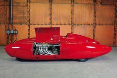 Bisiluro Racing Car by Carlo Mollino