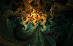 Night Magic by ~tatasz on deviantART. Fractal Art