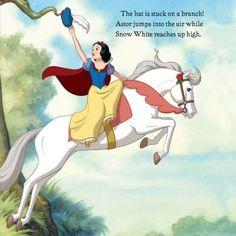 Disney Princess - A Horse to Love - Snow White (3)
