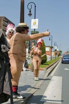 Brukis auto-stop Humore Azoca