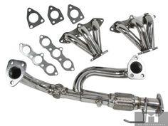 M2 Performance Honda Accord 1998-2002 V6 Stainless Steel Header 100% Stainless…