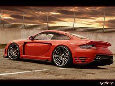 Porsche 911 by pont0.deviantart.com on @deviantART