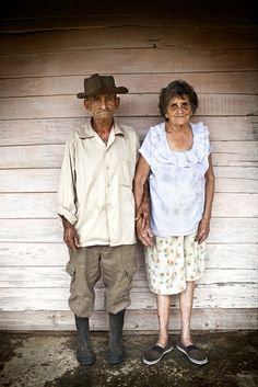 Portrait of a Marriage, Pinar del Rio province, Cuba