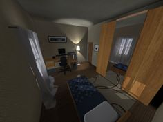 artlantis-camera render 2