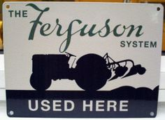 FERGUSON-SYSTEM-METAL-WALL-SIGN-35-65-135-165-TRACTORS