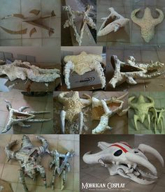 Making Weapons out of expanding foam You can use this technique for most of your weapons but you will need LOT of time and patience. You wil...