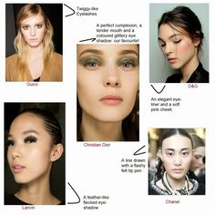 Fall/winter makeup trends 2015!