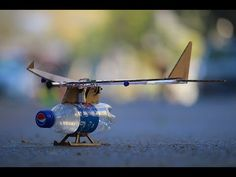 How To Make a Airplane - Flying Airplane - YouTube